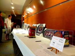 Schmooze Silent Auction