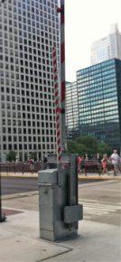 Legacy: Federal Signal warning gate