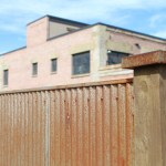 Metal Fencing Steel Panels For Residential Commercial Use