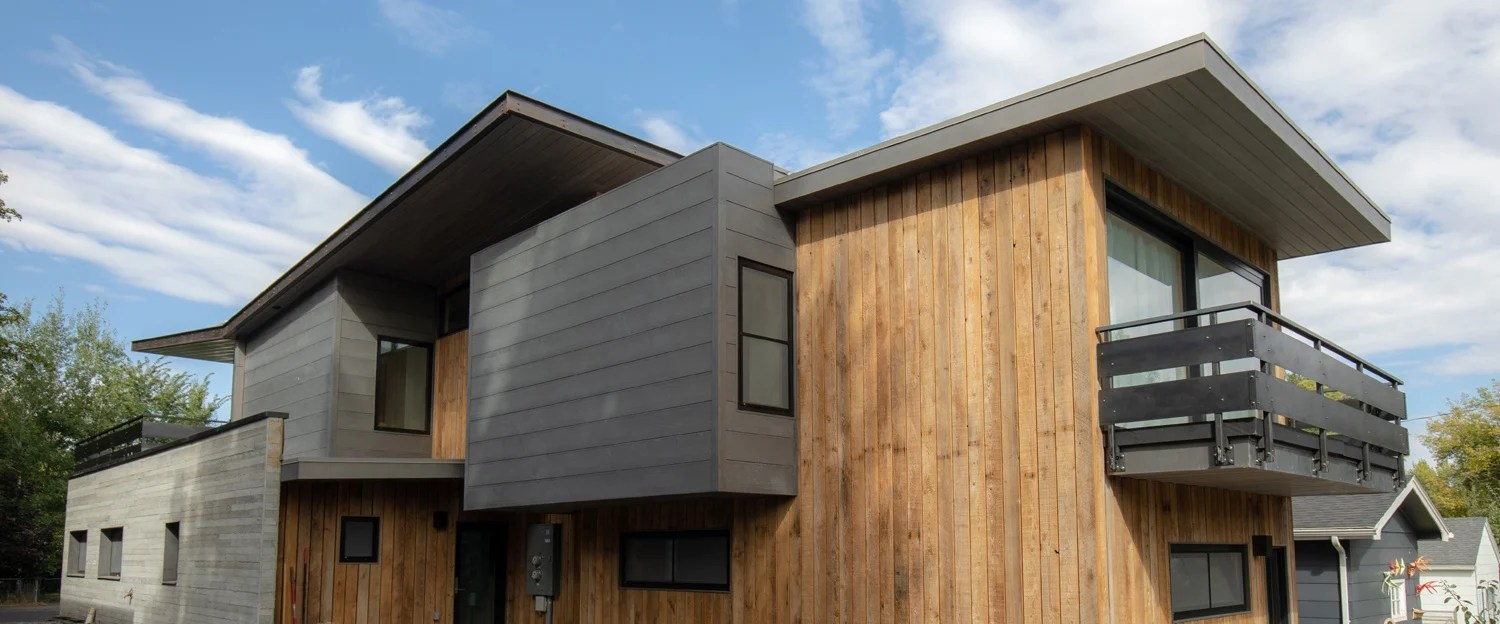 Metal Roofing, Siding & Interior Project Highlights & Tips ... on Siding Modern  id=95853