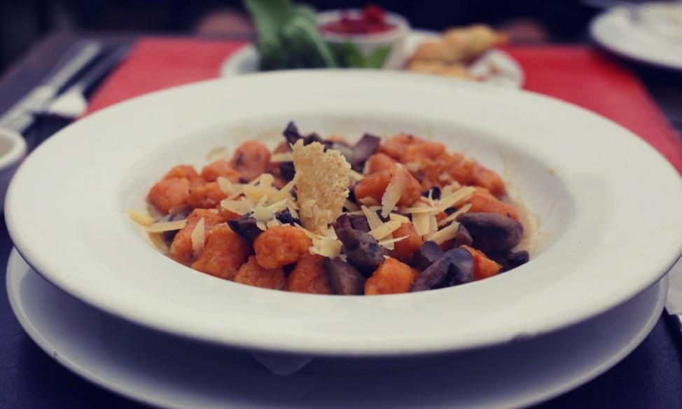 Best vegetarian restaurants in Buenos Aires |Baraka gnocci