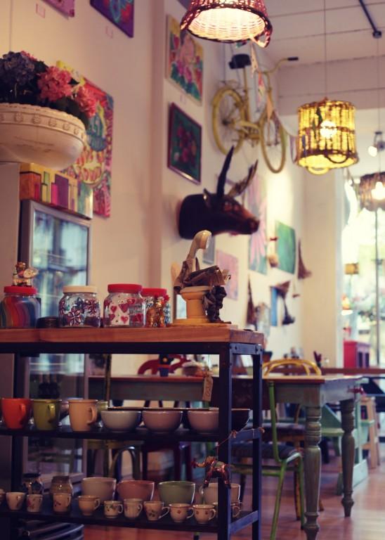 Bartola cafe, Buenos Aires