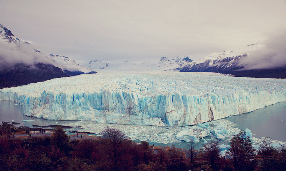 Glaciers melting essay