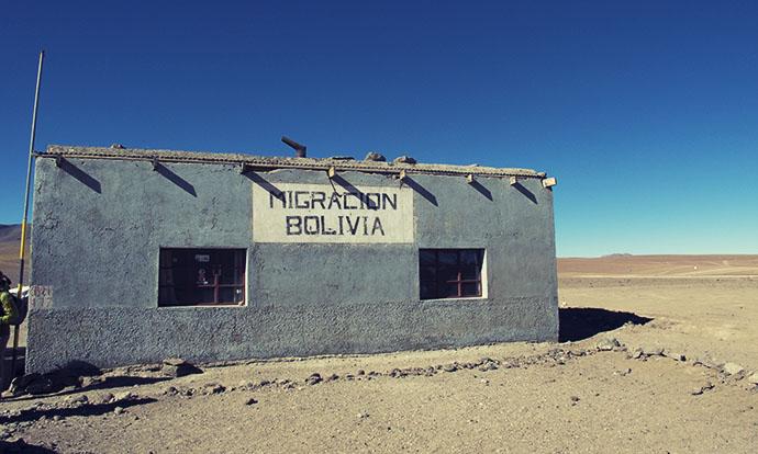 Migracion Bolivia