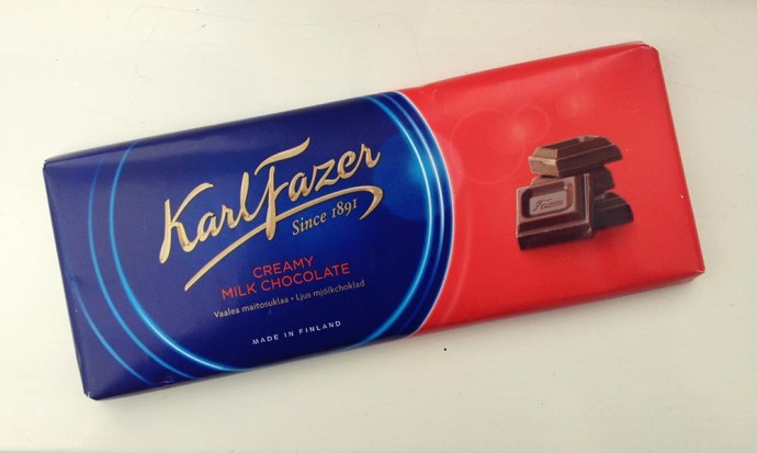 Fazer chocolate