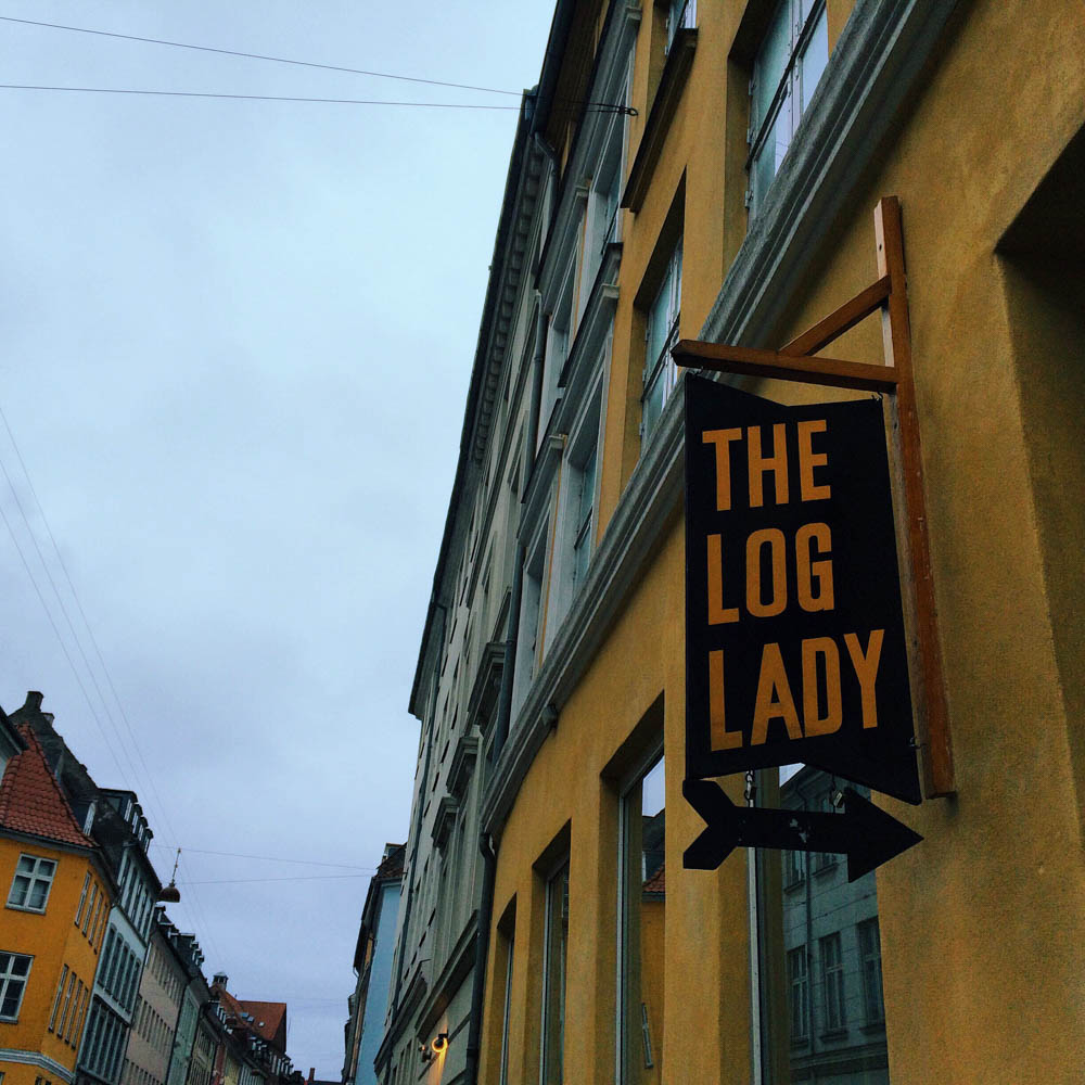 The Log Lady bar, Copenhagen