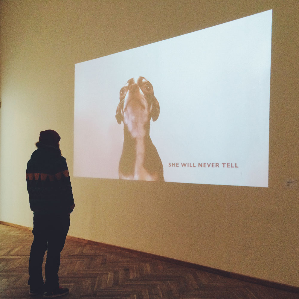 Exhibition at Kunsthalle Charlottenburg