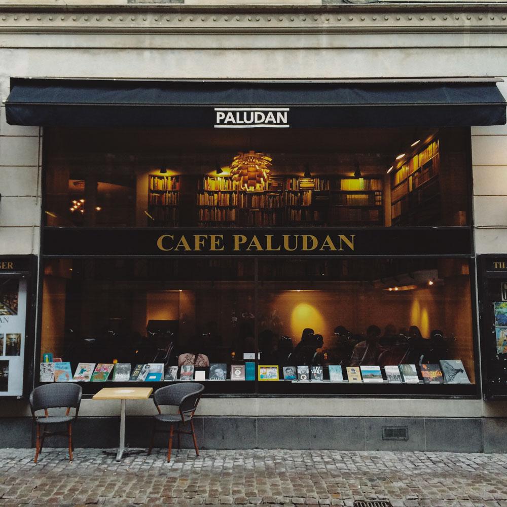 Cafe Paludan, Copenhagen
