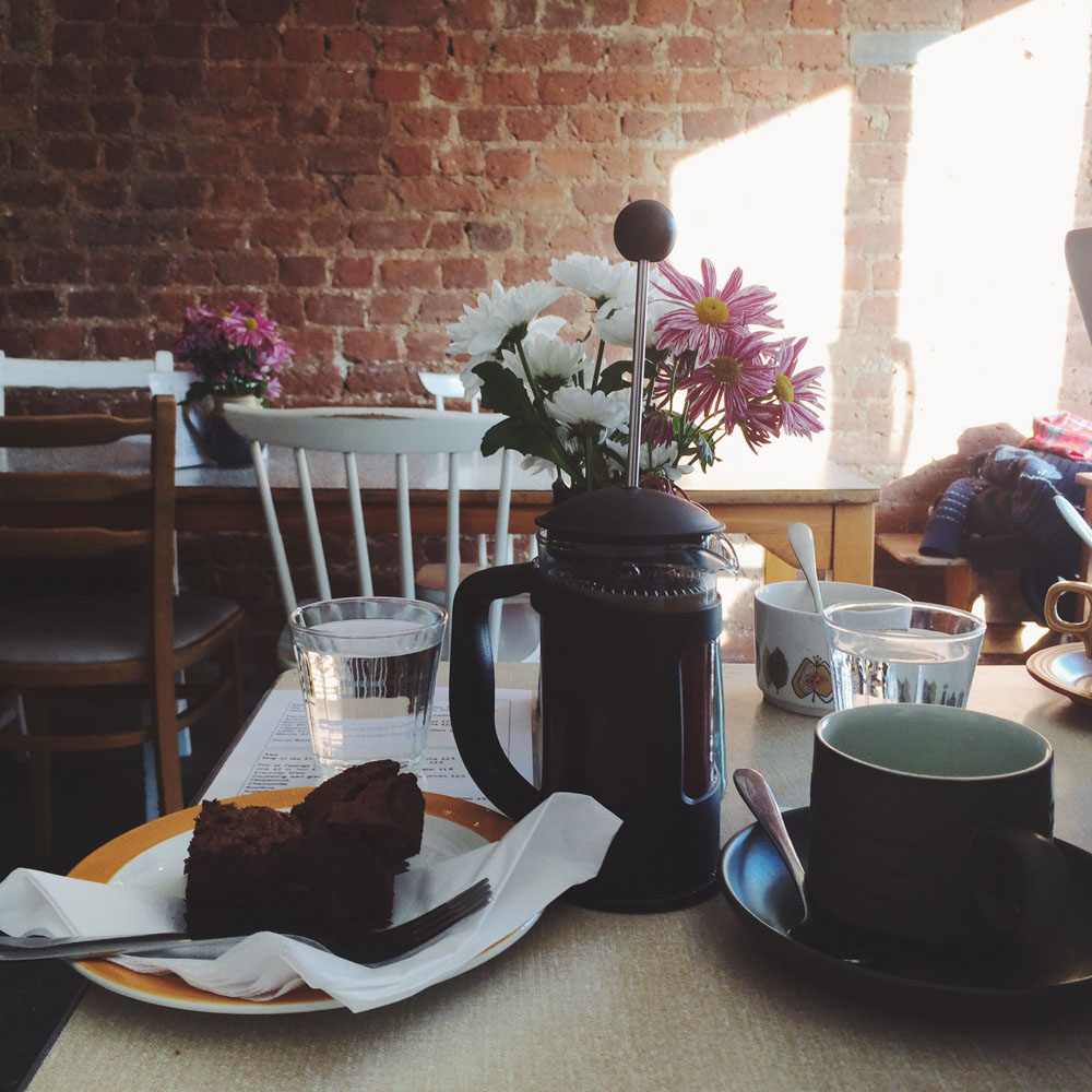 Cafe Viva, one of the best cafes to work in Peckham