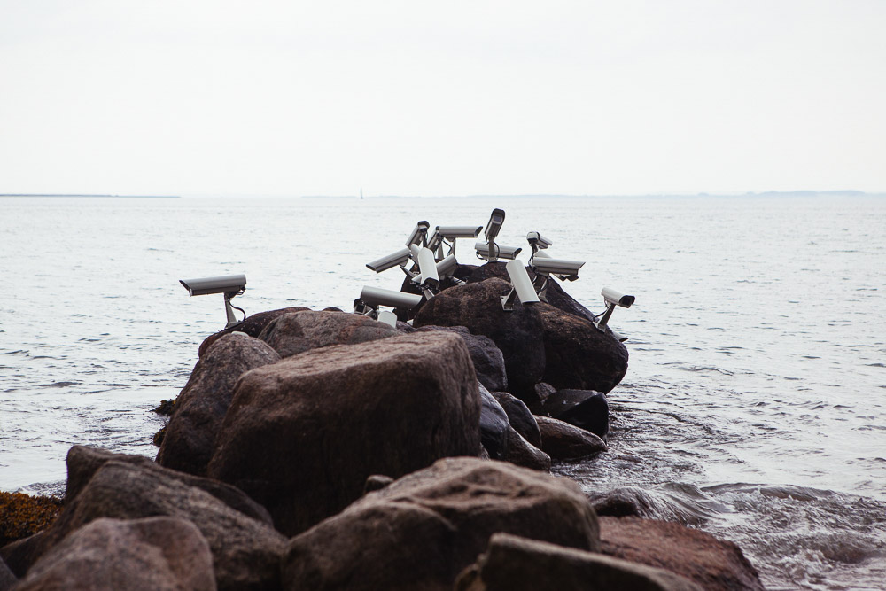 Jakub Geltner, NEST 05, Sculpture by the sea, Aarhus