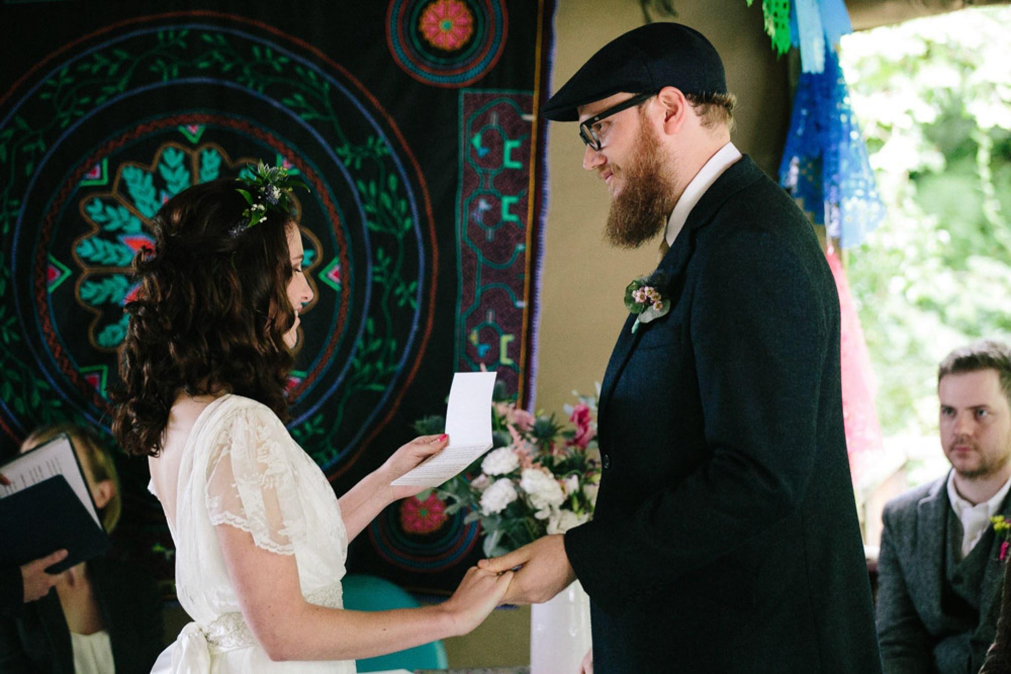 Cornish Tipi Wedding-17