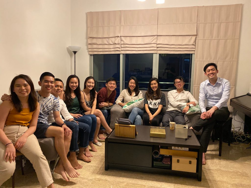 End-of-semester Gathering