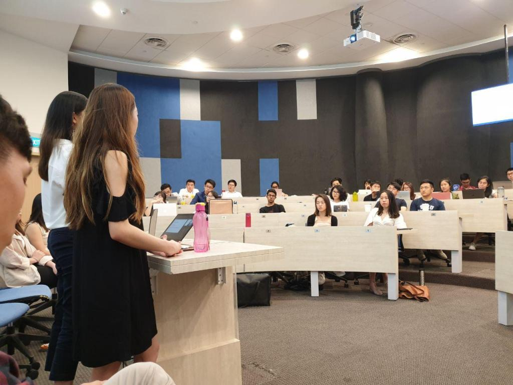 Information Session for Students
