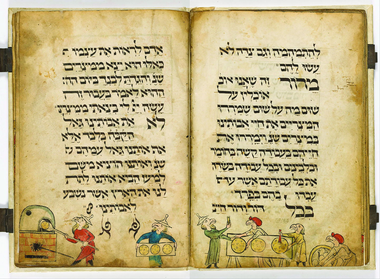 photo relating to Printable Haggadah titled TellingHaggadah - Bridges for PeaceBridges for Leisure