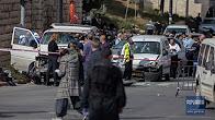 Suicide Driver Terrorist Attack in Jerusalem