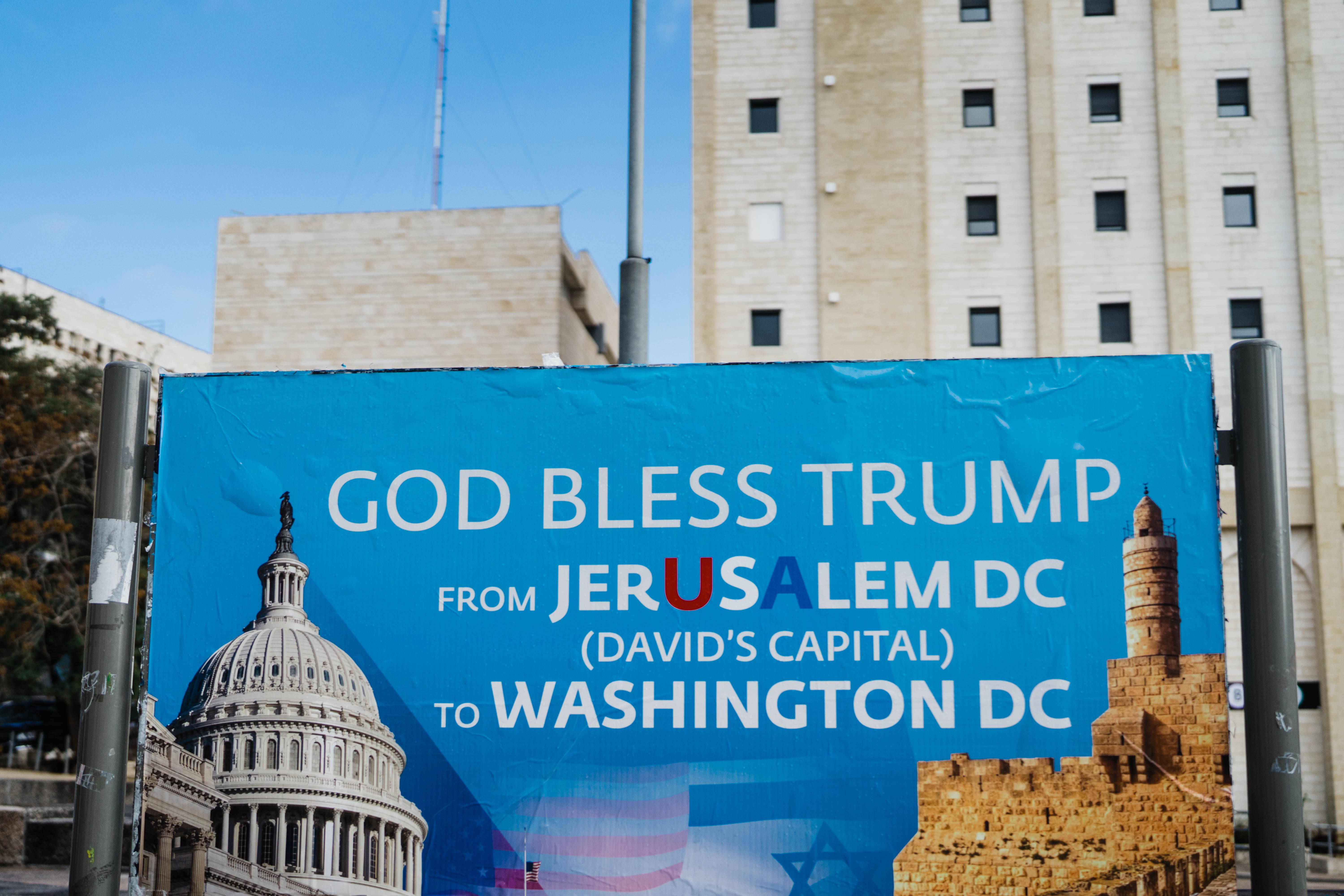 US Embassy to Open in Jerusalem in Time for Israel's 70th