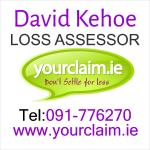 David Kehoe Loss Assessor  YourClaim.ie