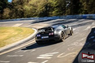 Bugatti Veyron Nürburgring