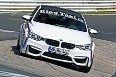 BMW M3 Ring Taxi