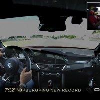 VIDEO: Onboard Alfa Romeo Giulia 7m32s *finally* goes live