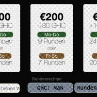 NEW 2017 Nürburgring Lap Ticket Prices