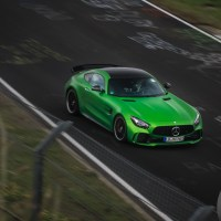 ONBOARD: New 7m10s AMG GT-R is fastest SportAuto lap ever