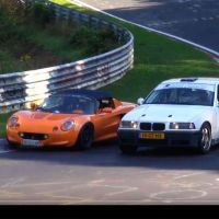 VIDEO: The most dangerous situations on the Nürburgring