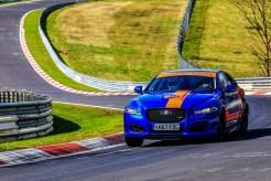 Jaguar XJR Race Taxi