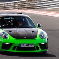 "Porsche 991.2 GT3RS laps 'ring under 7mins, Corvette ZR1 ""disappoints"" with way-over-7mins"