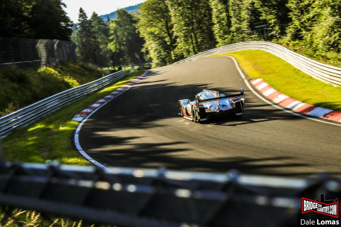 The day time stood still: or how the Porsche 919 did 5m19 55s around