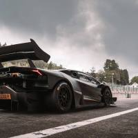 VIDEO: There's a 1200hp Lamborghini aiming for a laptime at the Nürburgring