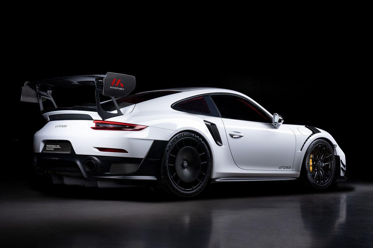 Manthey Porsche Tequipment