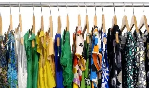 Image result for organized clothes closet