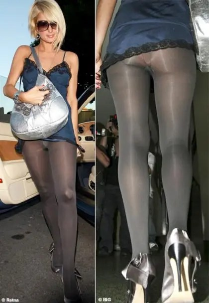 Wear Pantyhose That Are 10