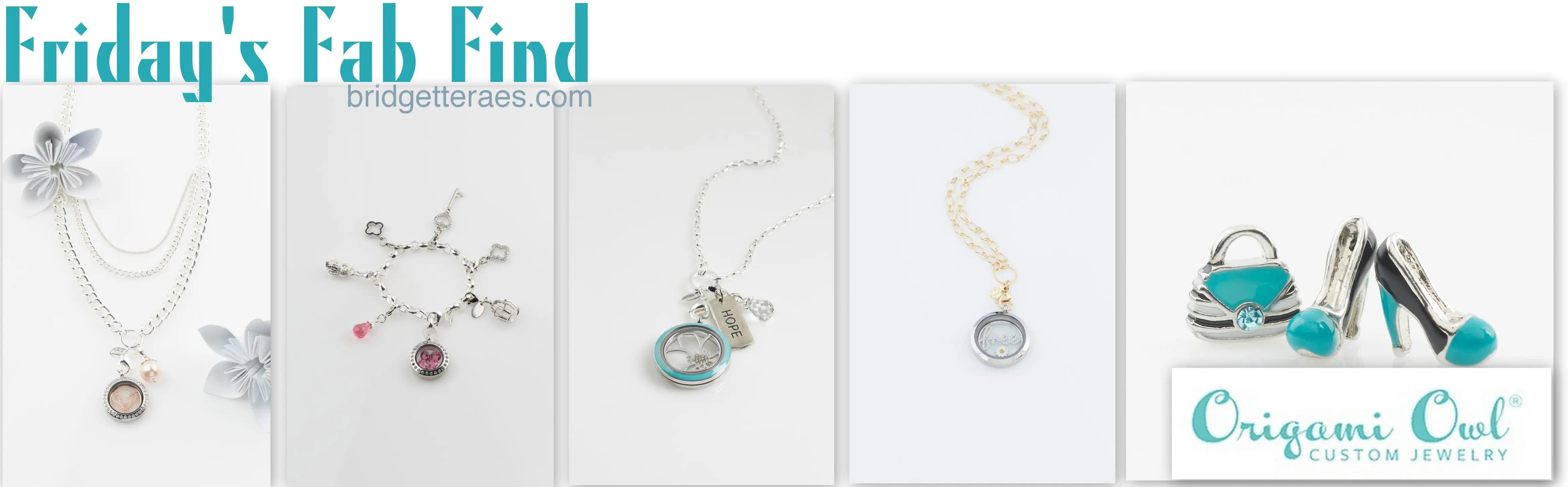 Fridays fab find origami owl origami owl i love the idea of charm bracelets but i dont own any i dont like wearing anything on my wrists in interferes with my typing certainly not jeuxipadfo Choice Image
