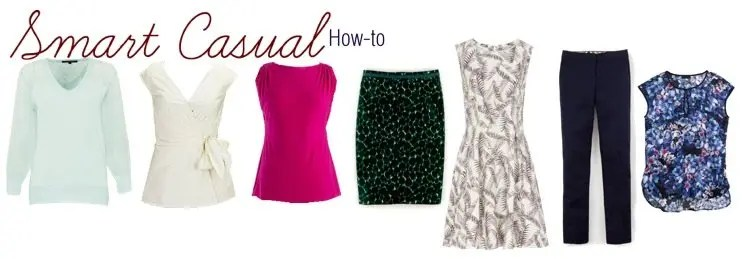 Smart Casual: What it Means and How to Do It - Bridgette Raes ...