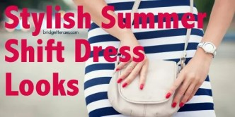 Summer Shift Dresses