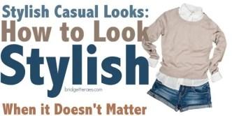 Stylish Casual Looks