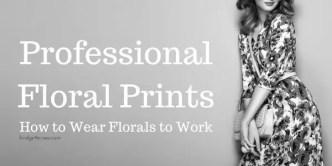 Professional Floral Prints
