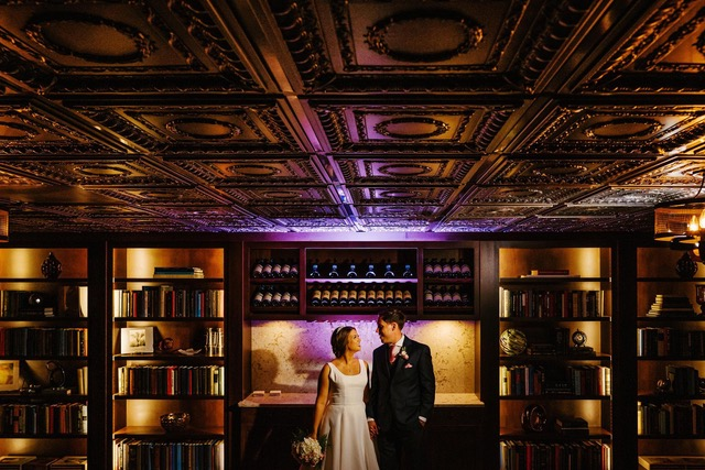 Stacy Wedding Library