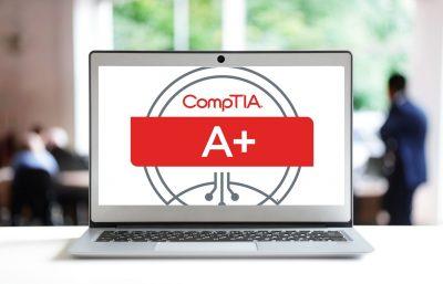 CompTia-A+ course thumbnail