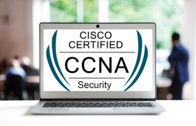 Cisco CCNA course thumbnail