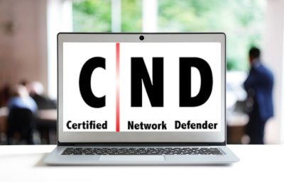 EC-Council Certified Network Defender course thumbnail