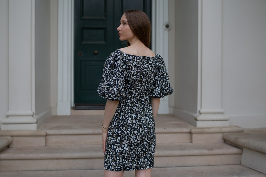 Outfit repeating, slow fashion, sustainable fashion, shona joy, linen dress, summer dresses, spring dresses