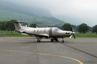 NABA PC-12 Flug 001
