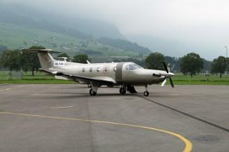 NABA PC-12 Flug 002