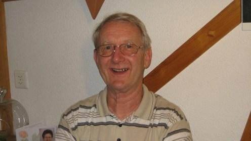 Erwin Lussi - das Urgestein