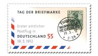 Tag der Briefmarke 2012.