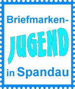 Briefmarken-Jugend in Spandau.