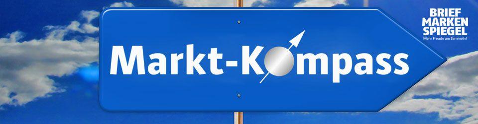 BRIEFMARKEN SPIEGEL Markt-Kompass